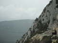 Gorge du Verdon, Roads