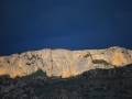 Gorge du Verdon, Light