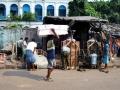 Kolkata-Busy street