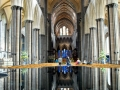 Salisbury Cathedral - Gothic triumph or magic mirror (1)