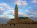 Casablanca: Moschea di Hassan II
