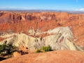 Canyonlands National Park - Upheaval Dome-Utah