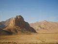 Between Shiraz and Yadz