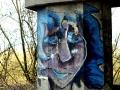 Graffiti, Belgium (Tielrode)