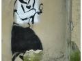 Stencil, Italy (Torino)