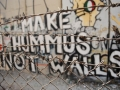 Urban wisdom, Palestine (The Wall)