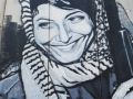 Stencil, Palestine (The Wall)