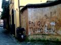Urban wisdom, Italy (Pisa)