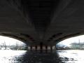 Il fiume, Murazzi
