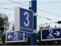 Train stations, Siberia