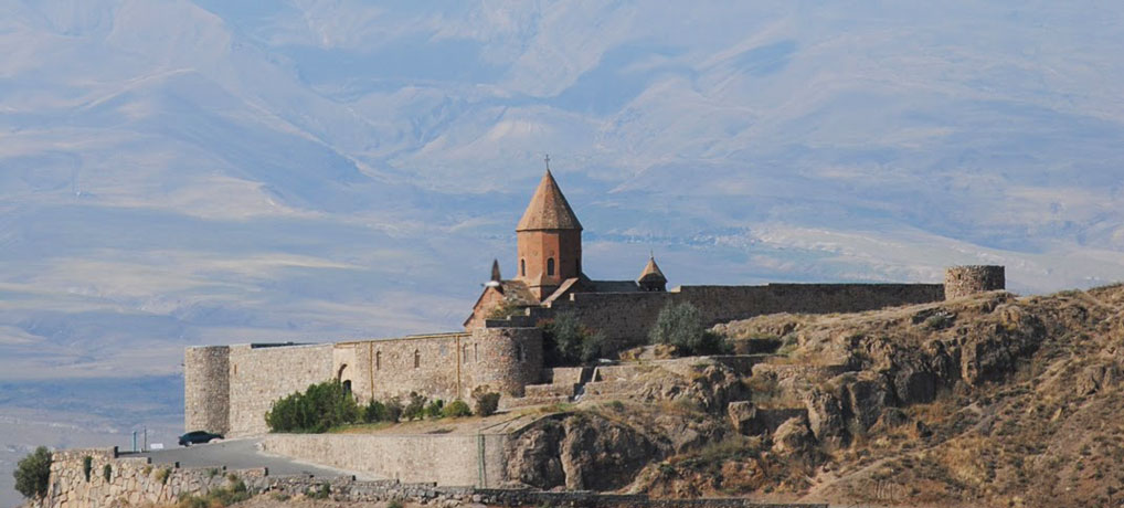 Armenia & Georgia ● Eyes wide open