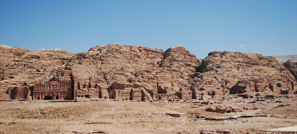Petra – Jordan – We are not infinite