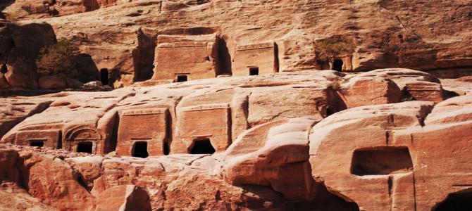 Jordan: Petra