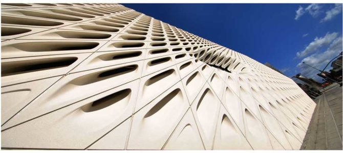 Los Angeles and its architecture bliss