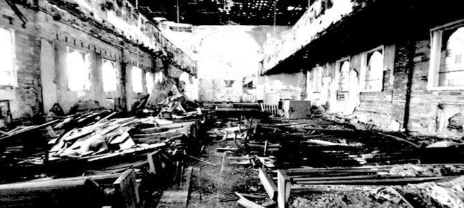 Detroit – Mishkan Yisroel Synagogue / Blaine Shul
