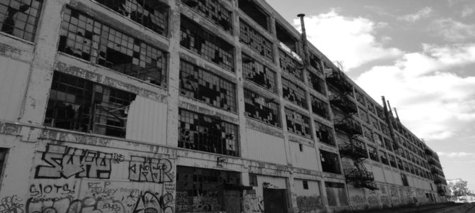 Detroit – Fisher Body Plant 21