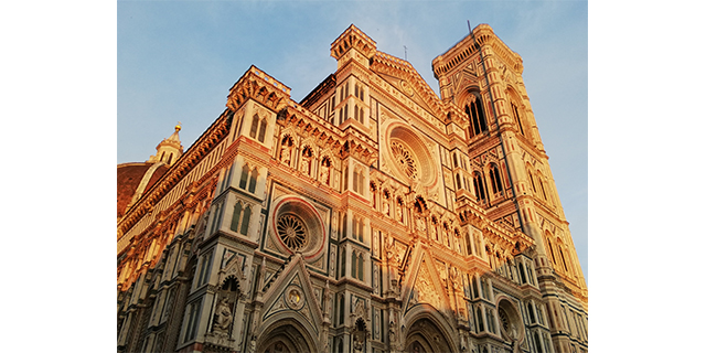 Florence: the beginning of the cure